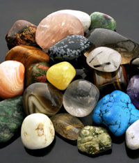 gemstone & crystal healing
