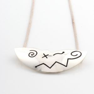 simplicity pendant necklace